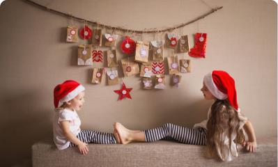 5 Εντυπωσιακές χριστουγεννιάτικες χειροτεχνίες για μικρούς και μεγάλους