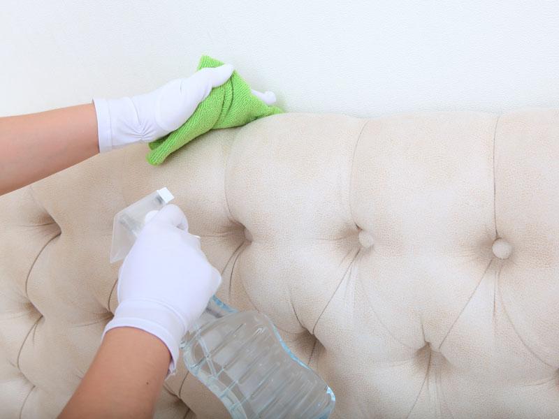 Πώς να διατηρείτε τους χώρους σας καθαρούς από ακάρεα που προκαλούν αλλεργίες;